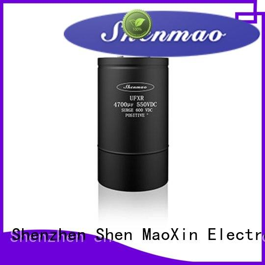 polymer electrolytic capacitor owner for tuning Shenmao