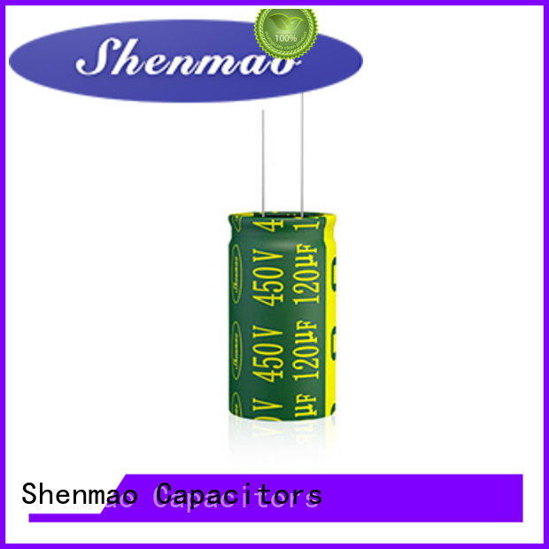Shenmao radial can capacitor vendor for timing