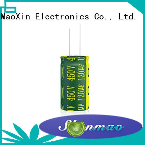 Shenmao good to use Radial Aluminum Electrolytic Capacitor marketing for coupling