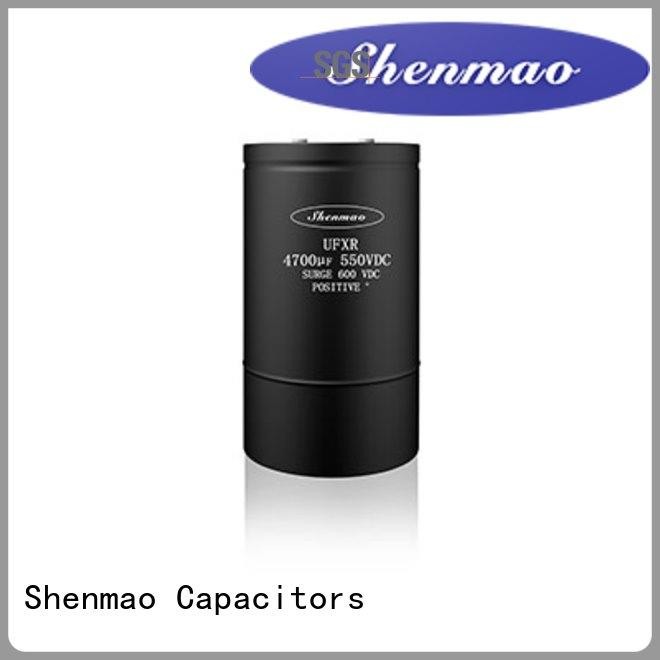 Shenmao good to use polymer electrolytic capacitor marketing for rectification