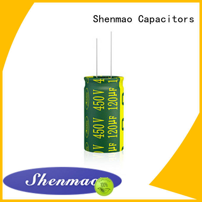 Shenmao best electrolytic capacitor manufacturers supplier for filter