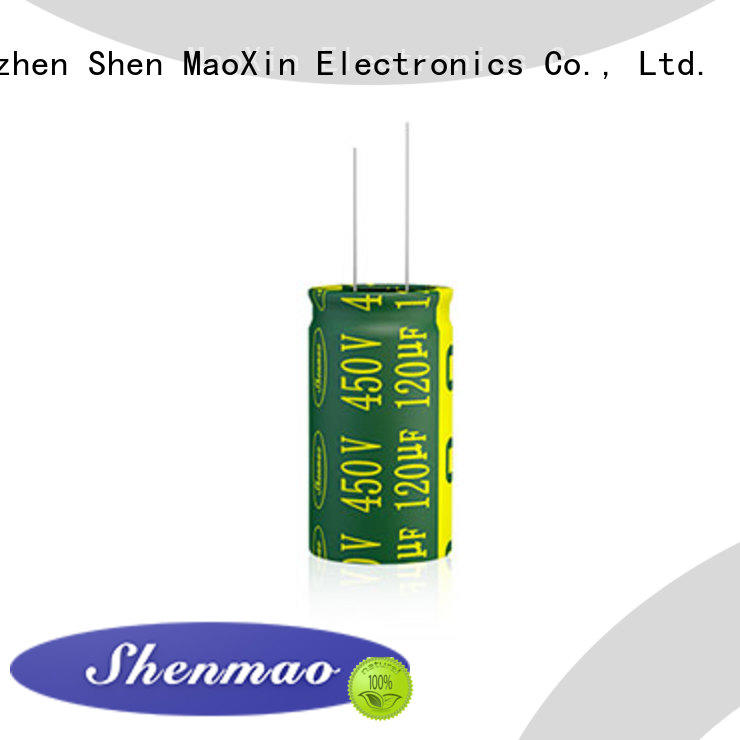 Shenmao best electrolytic capacitor manufacturers supplier for energy storage