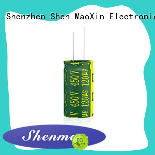 radial capacitor marketing for DC blocking