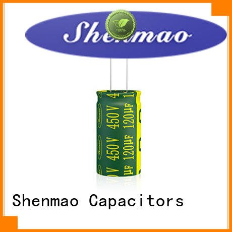Shenmao what is electrolytic capacitor owner for energy storage