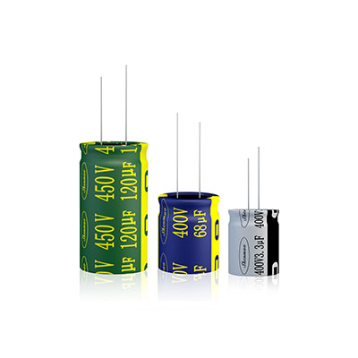 Shenmao stable 600 volt electrolytic capacitor overseas market for temperature compensation-2