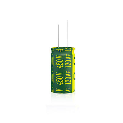 Radial aluminum electrolytic capacitors LRZ Series
