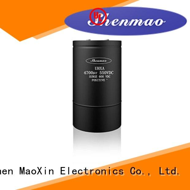 competitive price screw terminal capacitor bulk production for filter