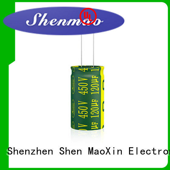 Shenmao satety radial type capacitor owner for filter