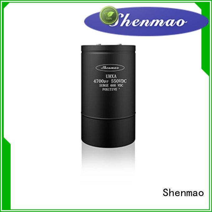 Shenmao high quality screw capacitor marketing for timing