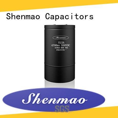 Shenmao aluminum capacitor manufacturers marketing for tuning