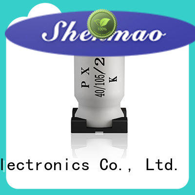 advanced technology 220uf smd capacitor marketing for filter