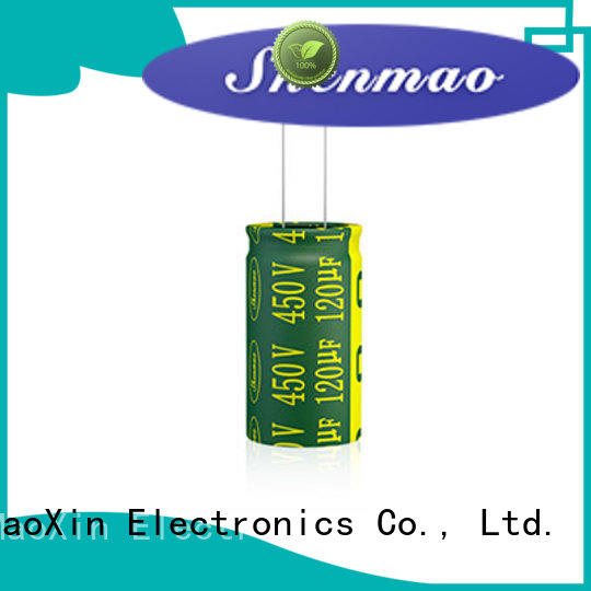Shenmao durable radial capacitor supplier for energy storage