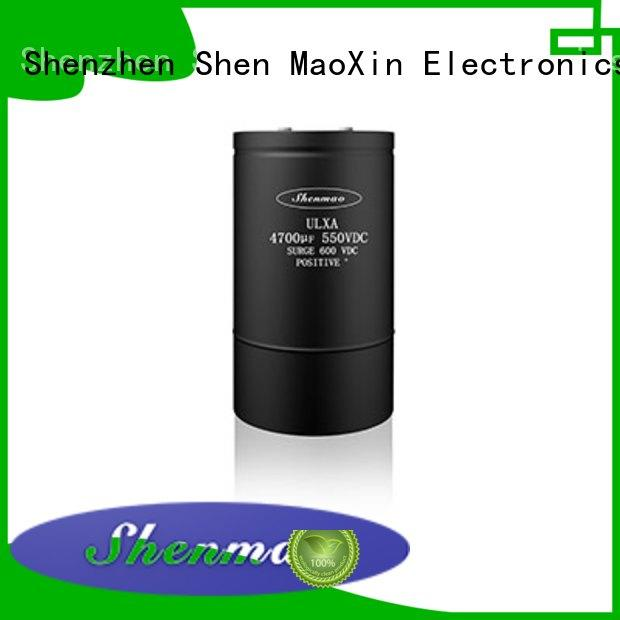 competitive price large electrolytic capacitor overseas market for coupling