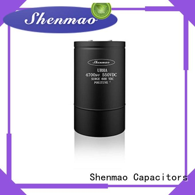 Shenmao screw capacitor oem service for temperature compensation