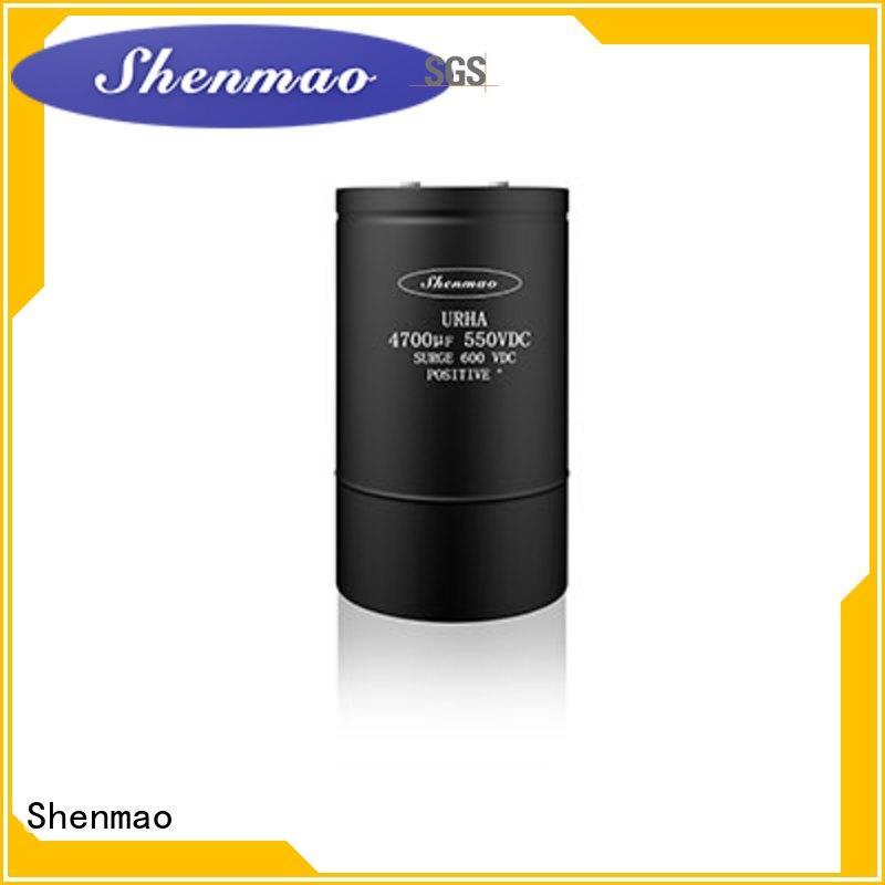 100uf 50v electrolytic capacitor bulk production for rectification Shenmao
