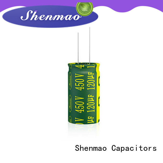 Shenmao stable 1000uf 25v radial electrolytic capacitor owner for temperature compensation