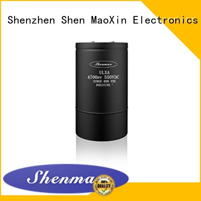 high quality screw terminal capacitor supplier for DC blocking