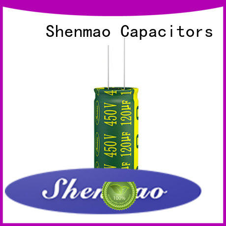 radial can capacitor vendor for tuning Shenmao