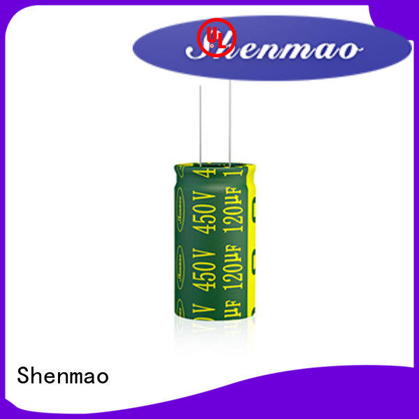 Shenmao radial capacitors supplier for timing