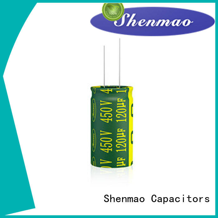Shenmao radial capacitor marketing for rectification