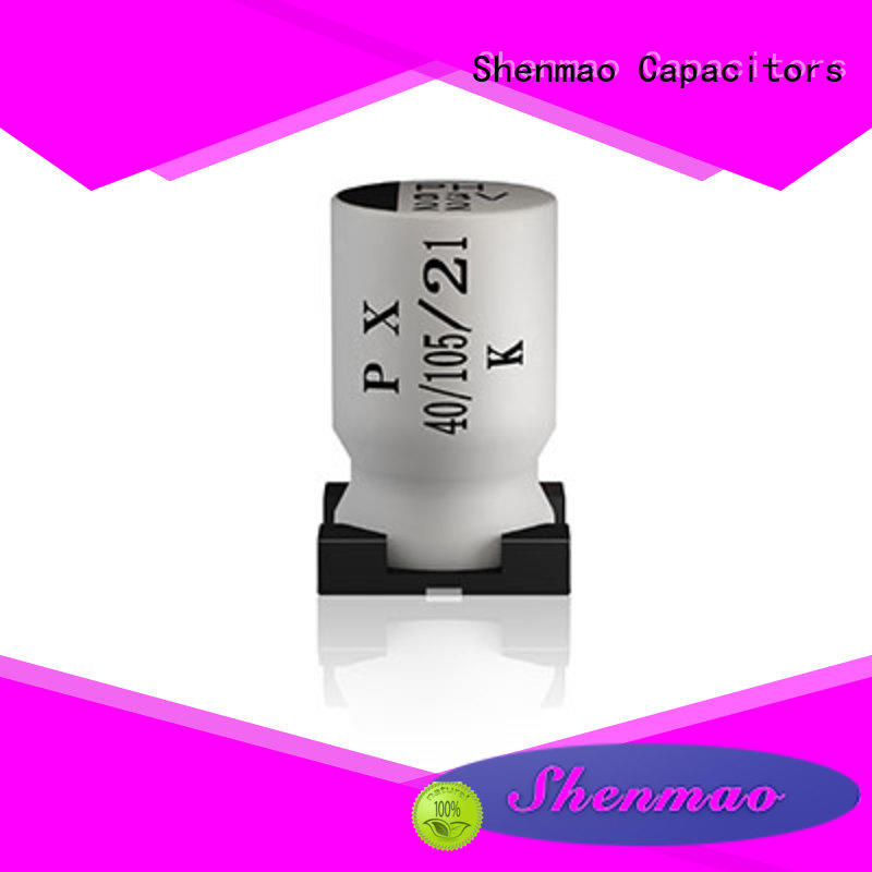 professional smd aluminum electrolytic capacitor overseas market for tuning