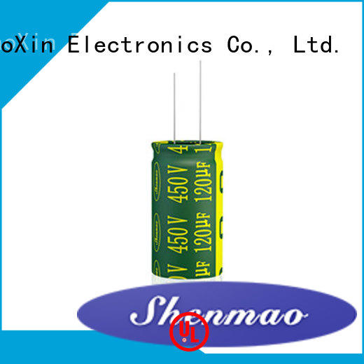 Shenmao easy to use Radial Aluminum Electrolytic Capacitor vendor for filter