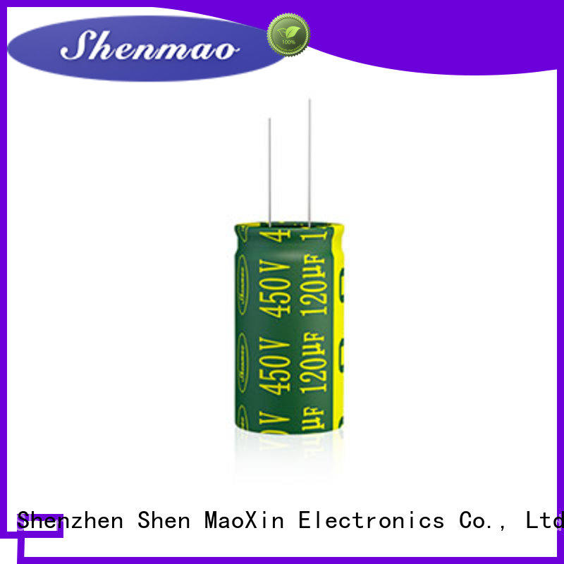 Shenmao Radial Aluminum Electrolytic Capacitor owner for tuning