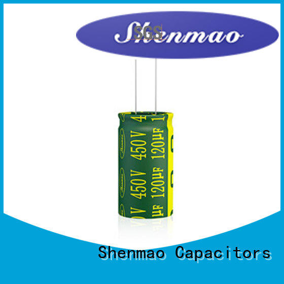 Shenmao price-favorable radial capacitor owner for filter