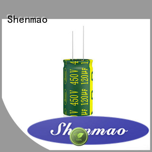 Shenmao satety 470uf 250v radial electrolytic capacitor supplier for tuning