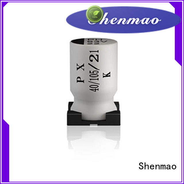 stable smd aluminium capacitor bulk production for energy storage