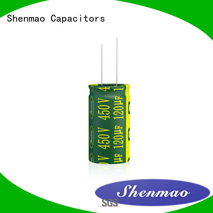 Shenmao Radial Aluminum Electrolytic Capacitor owner for timing