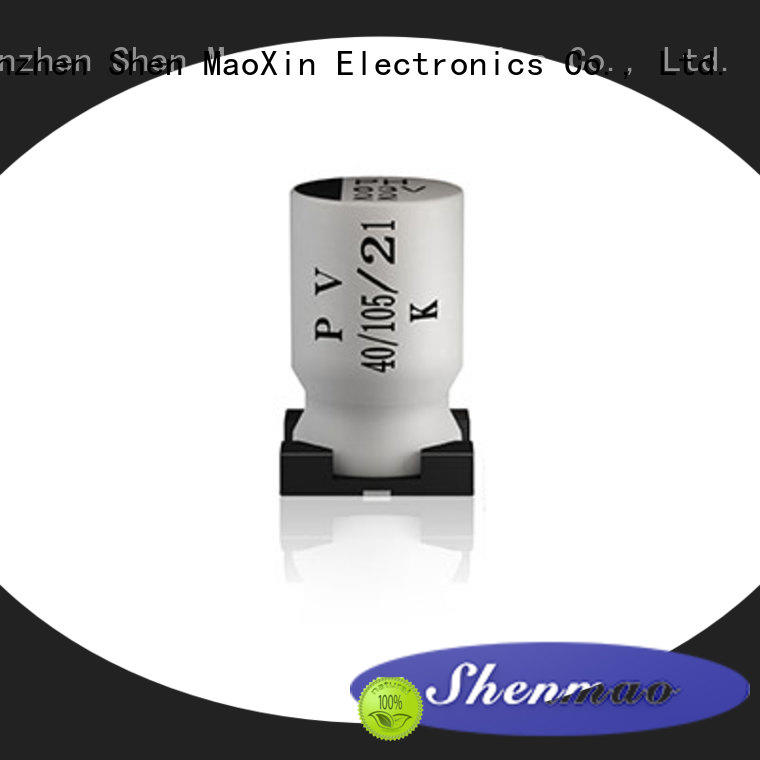 High voltage smd electrolytic capacitor SMD-PV
