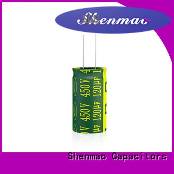 stable 10uf 450v radial electrolytic capacitor marketing for temperature compensation