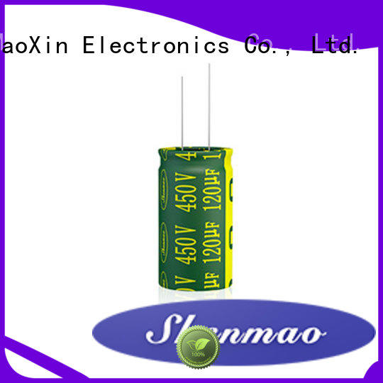 Shenmao 470uf 250v radial electrolytic capacitor supplier for temperature compensation