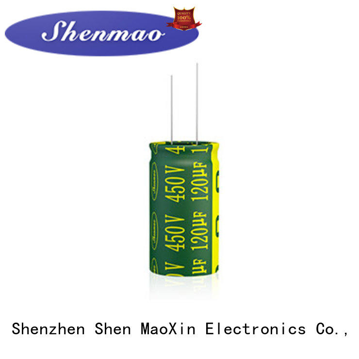 Shenmao 1000uf 450v radial electrolytic capacitors owner for rectification