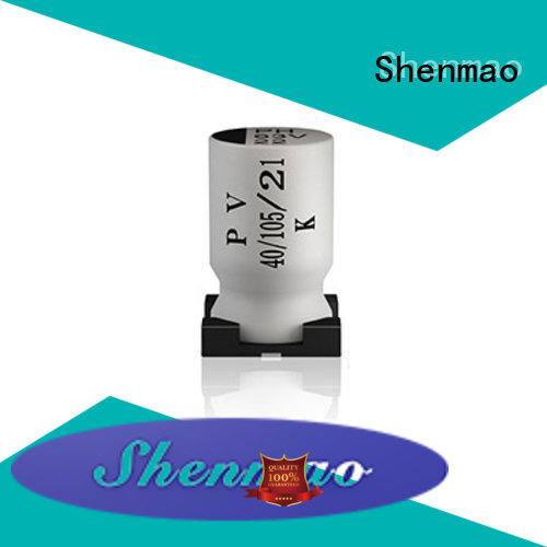Shenmao 220uf smd capacitor owner for timing