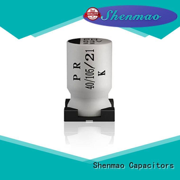advanced technology 100uf smd capacitor overseas market for temperature compensation