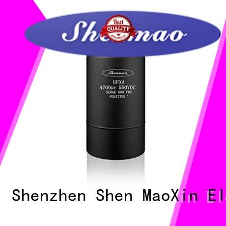 energy-saving screw type capacitor oem service for filter