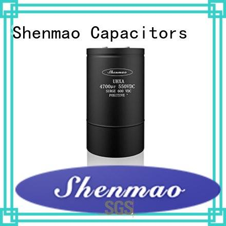good to use aluminum capacitor manufacturers bulk production for rectification