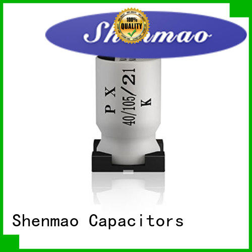 advanced technology smd aluminium capacitor owner for tuning