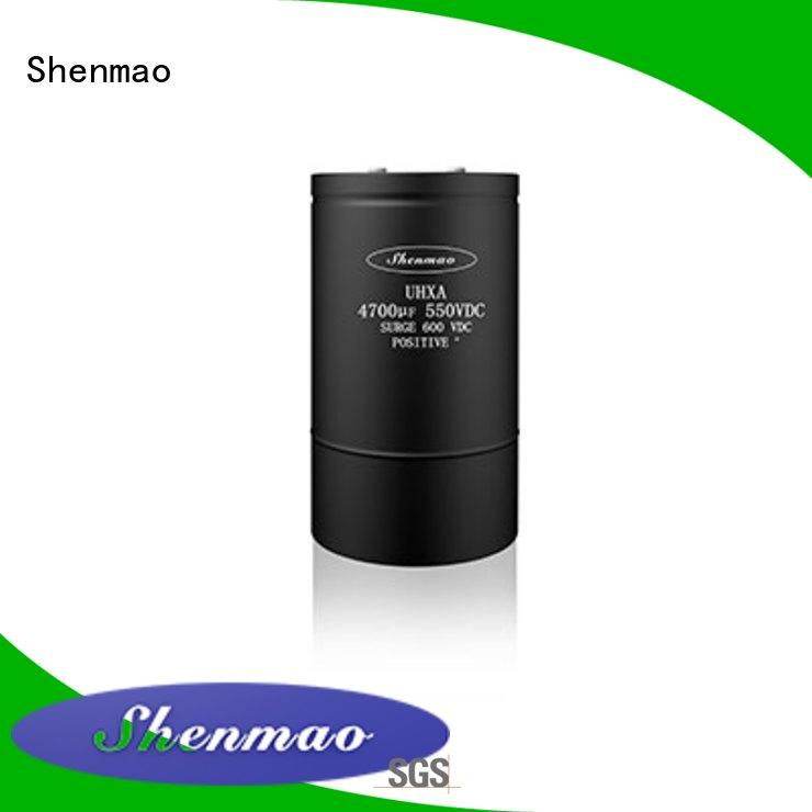 Shenmao stable 600v electrolytic capacitors owner for tuning