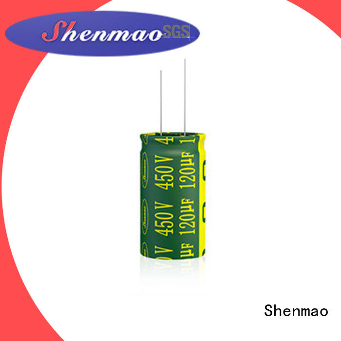 Shenmao radial electrolytic supplier for temperature compensation