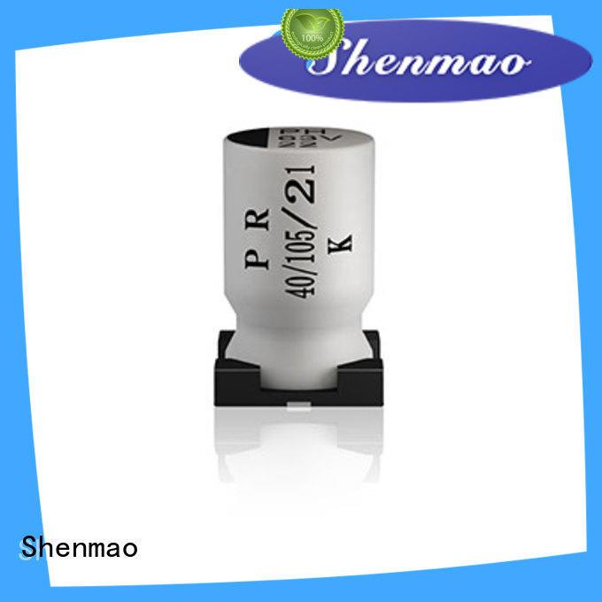 smd electrolytic owner for energy storage Shenmao