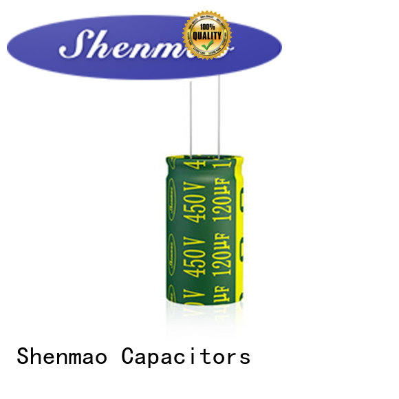 high quality Radial Aluminum Electrolytic Capacitor bulk production for temperature compensation