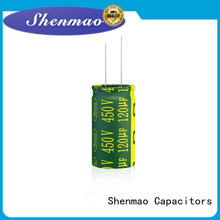 Shenmao price-favorable radial lead capacitor overseas market for coupling