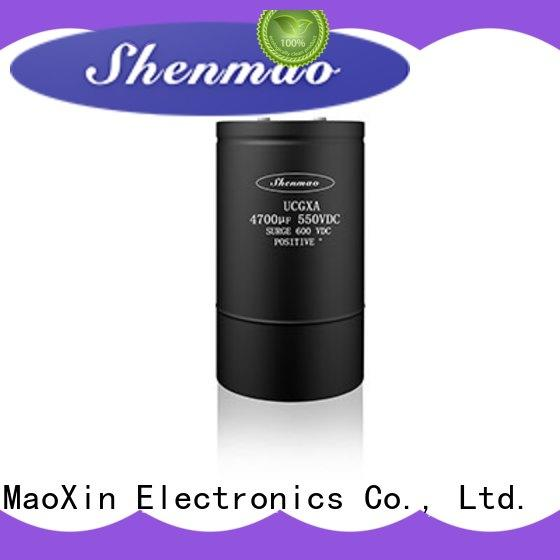 competitive price screw type capacitor supplier for energy storage
