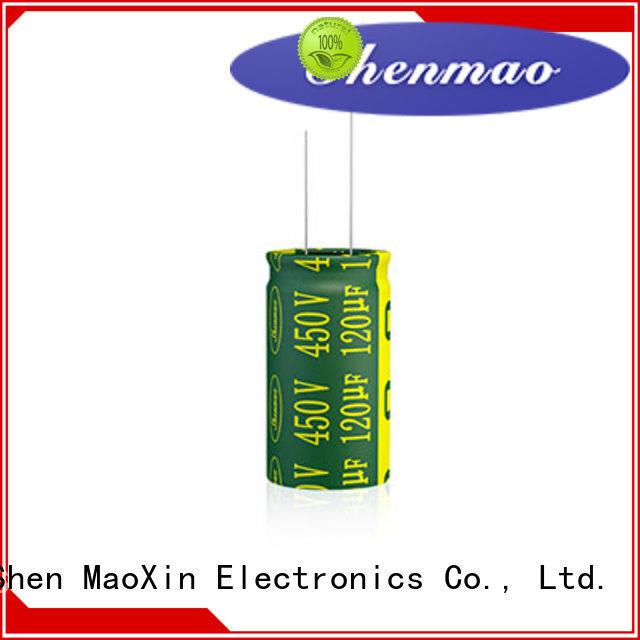 Shenmao radial lead capacitor vendor for energy storage