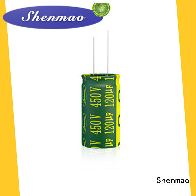 47uf electrolytic capacitor for timing Shenmao