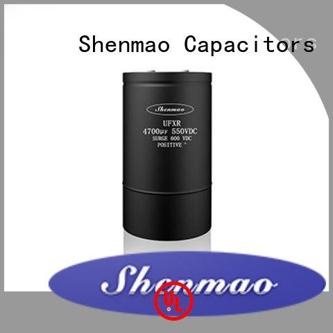Shenmao polymer electrolytic capacitor owner for rectification