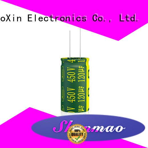 Shenmao Radial Aluminum Electrolytic Capacitor vendor for energy storage